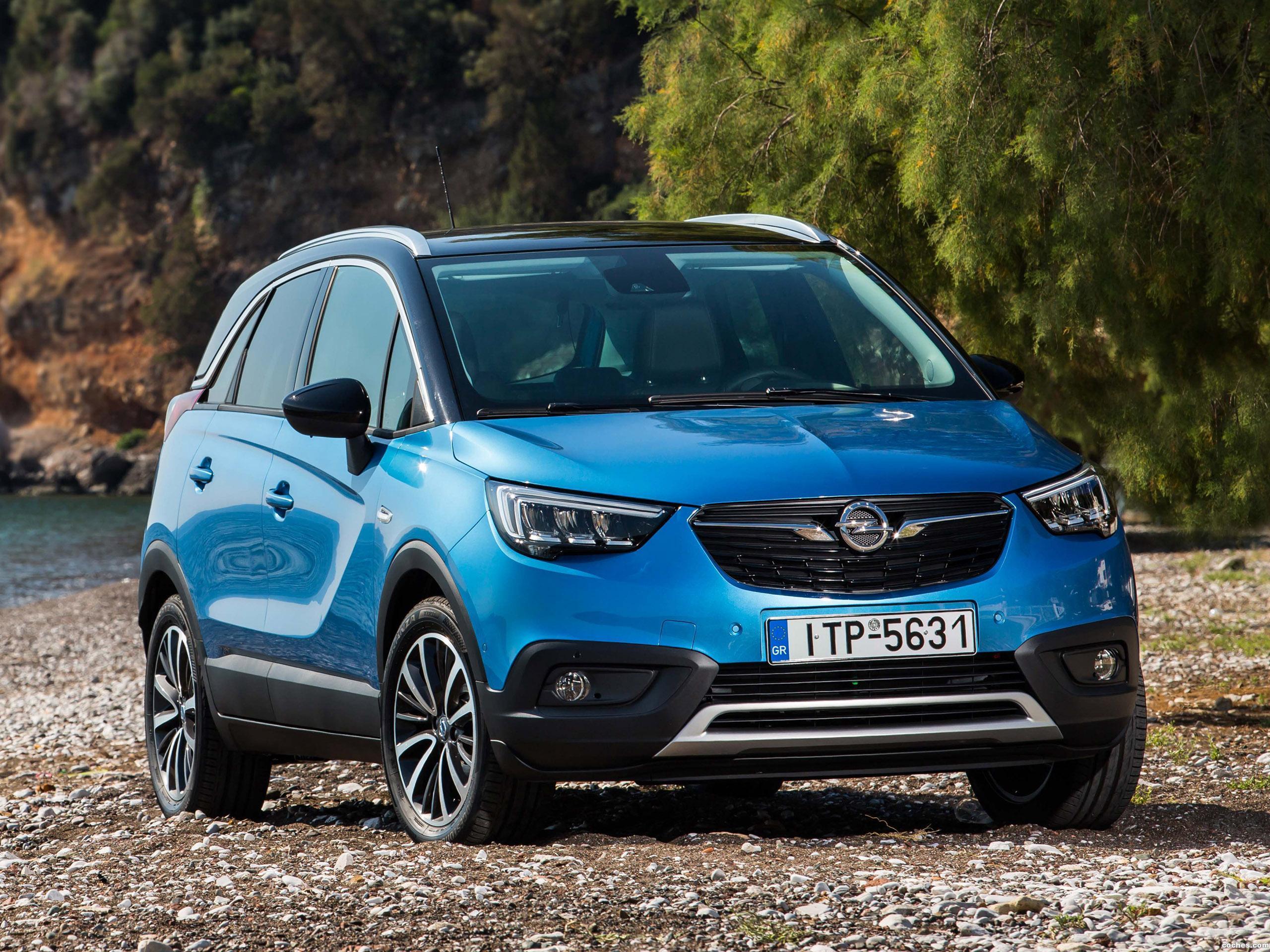 Foto 16 de Opel Crossland X Ecotec D  2017