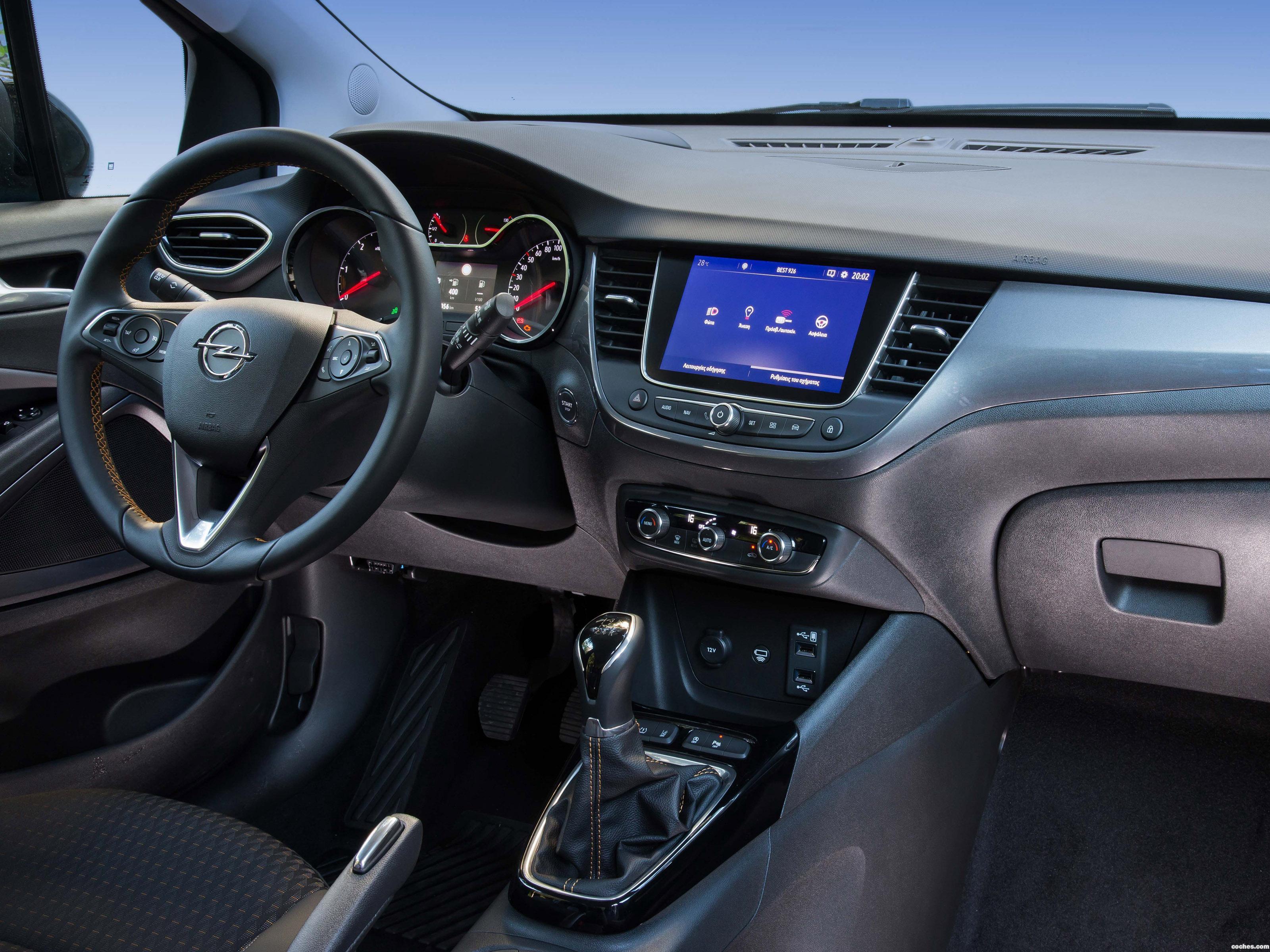 Foto 32 de Opel Crossland X Ecotec D  2017