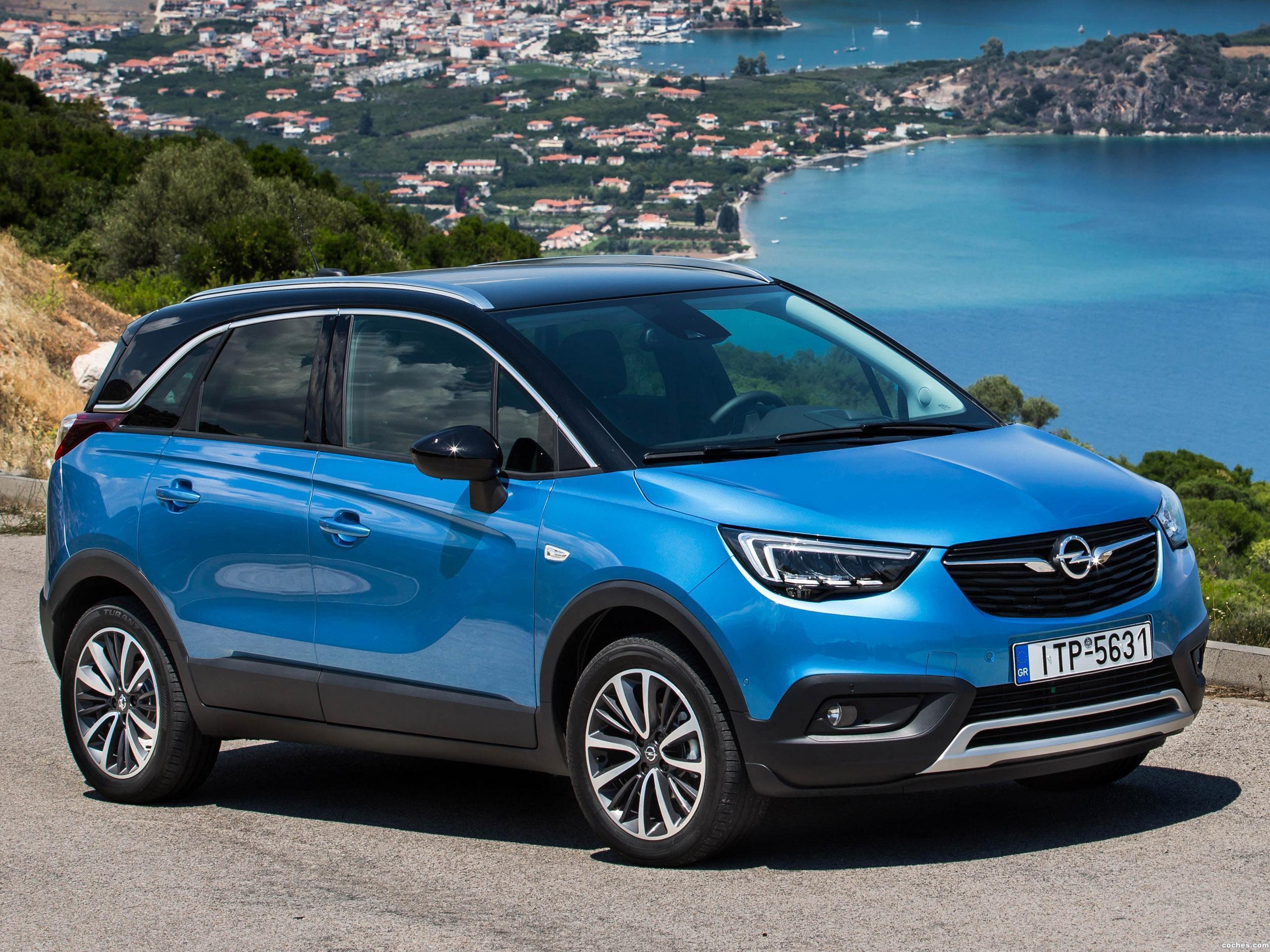 Foto 14 de Opel Crossland X Ecotec D  2017
