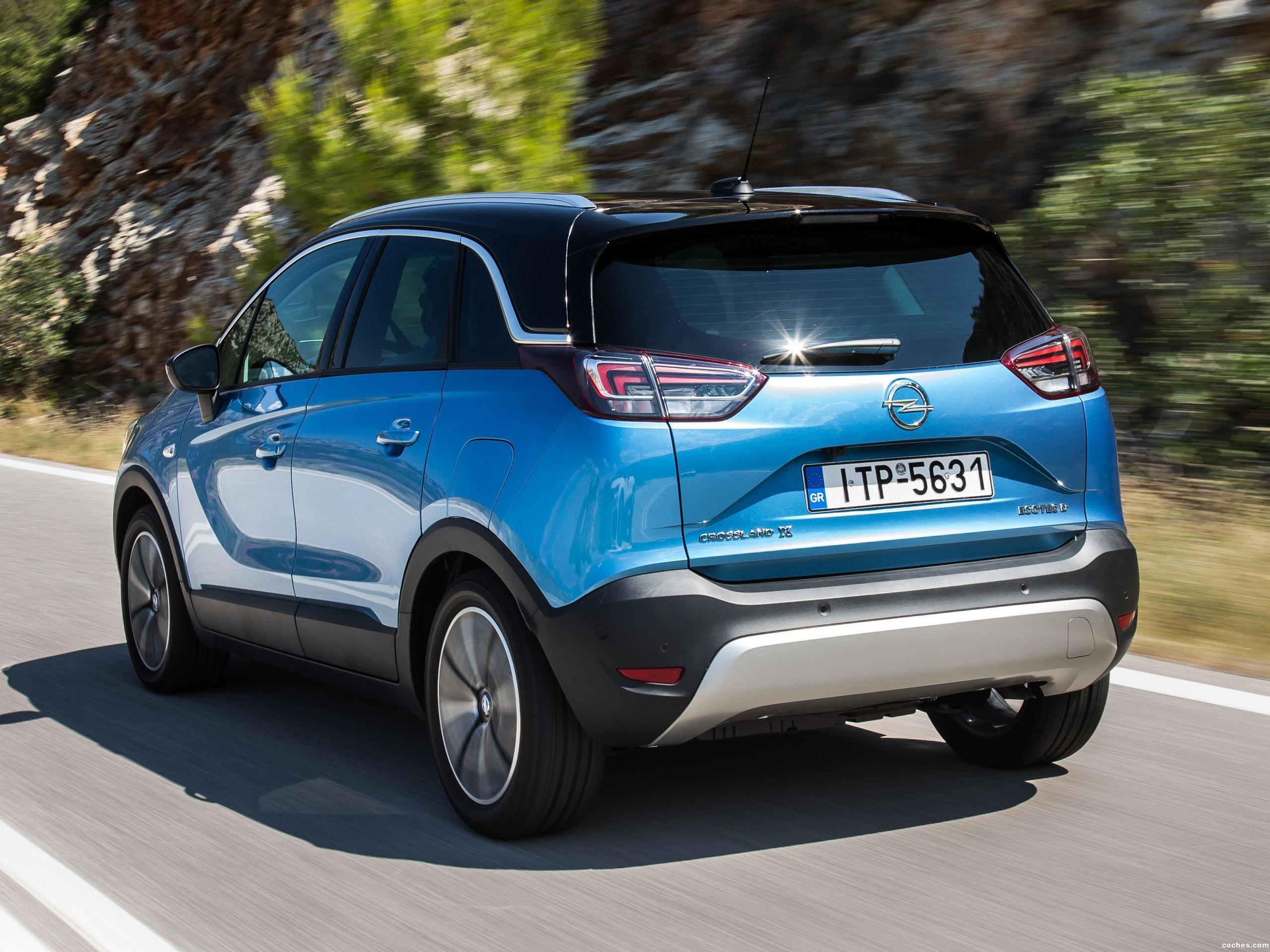 Foto 12 de Opel Crossland X Ecotec D  2017
