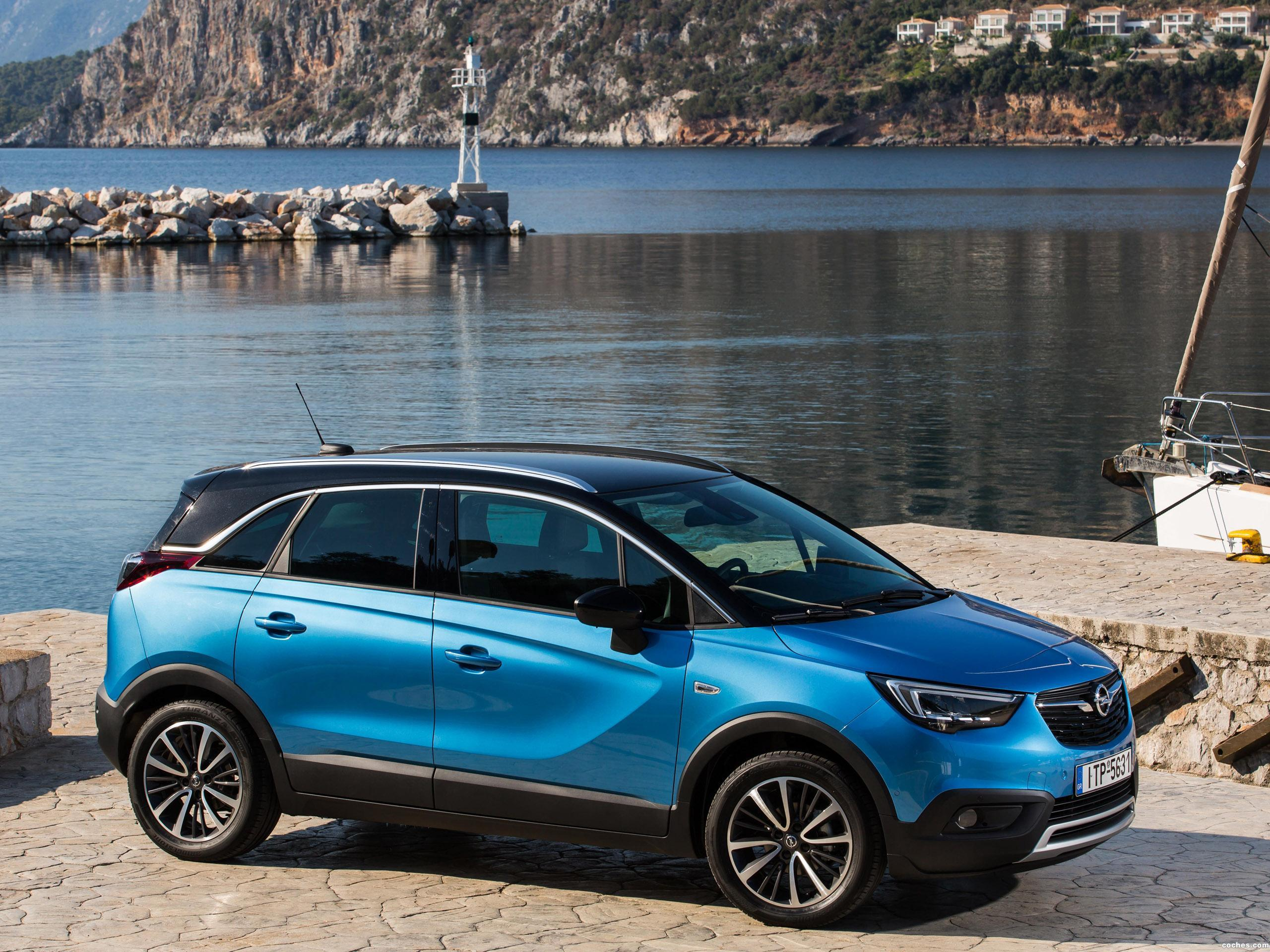 Foto 10 de Opel Crossland X Ecotec D  2017