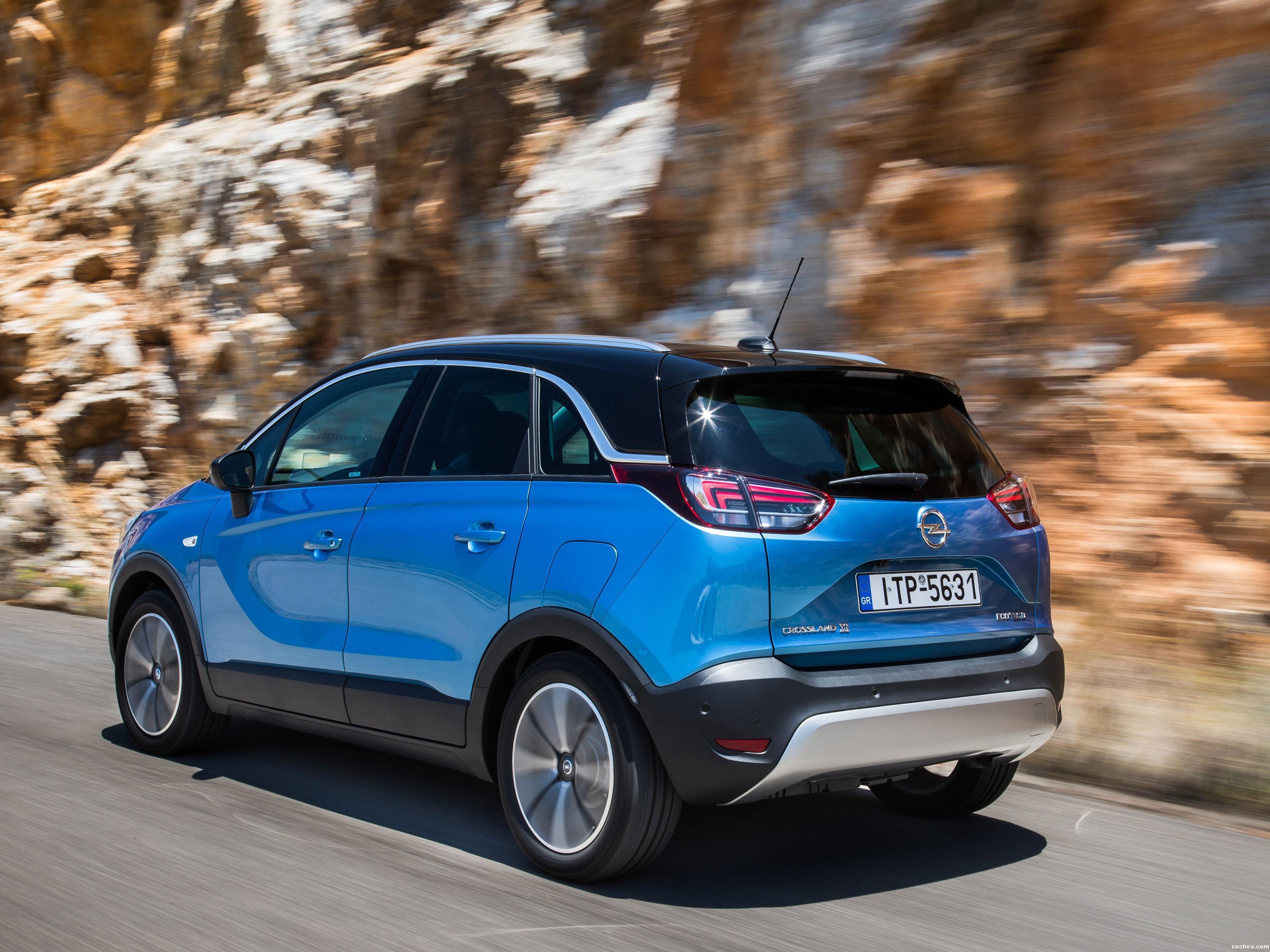 Foto 1 de Opel Crossland X Ecotec D  2017