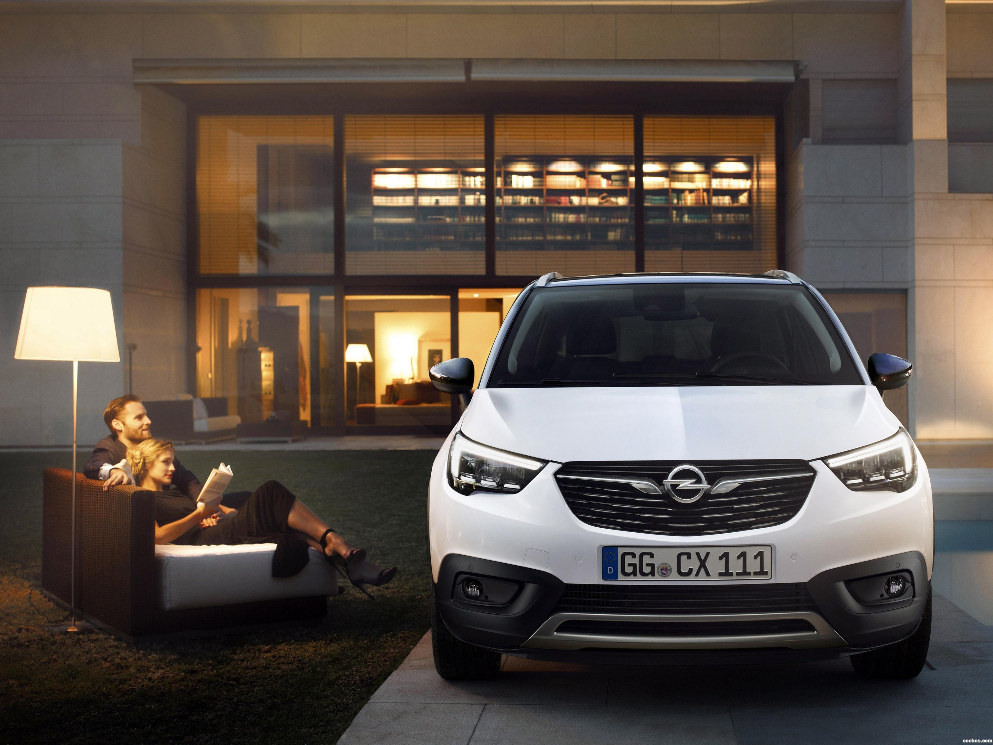 Foto 33 de Opel Crossland X 2017