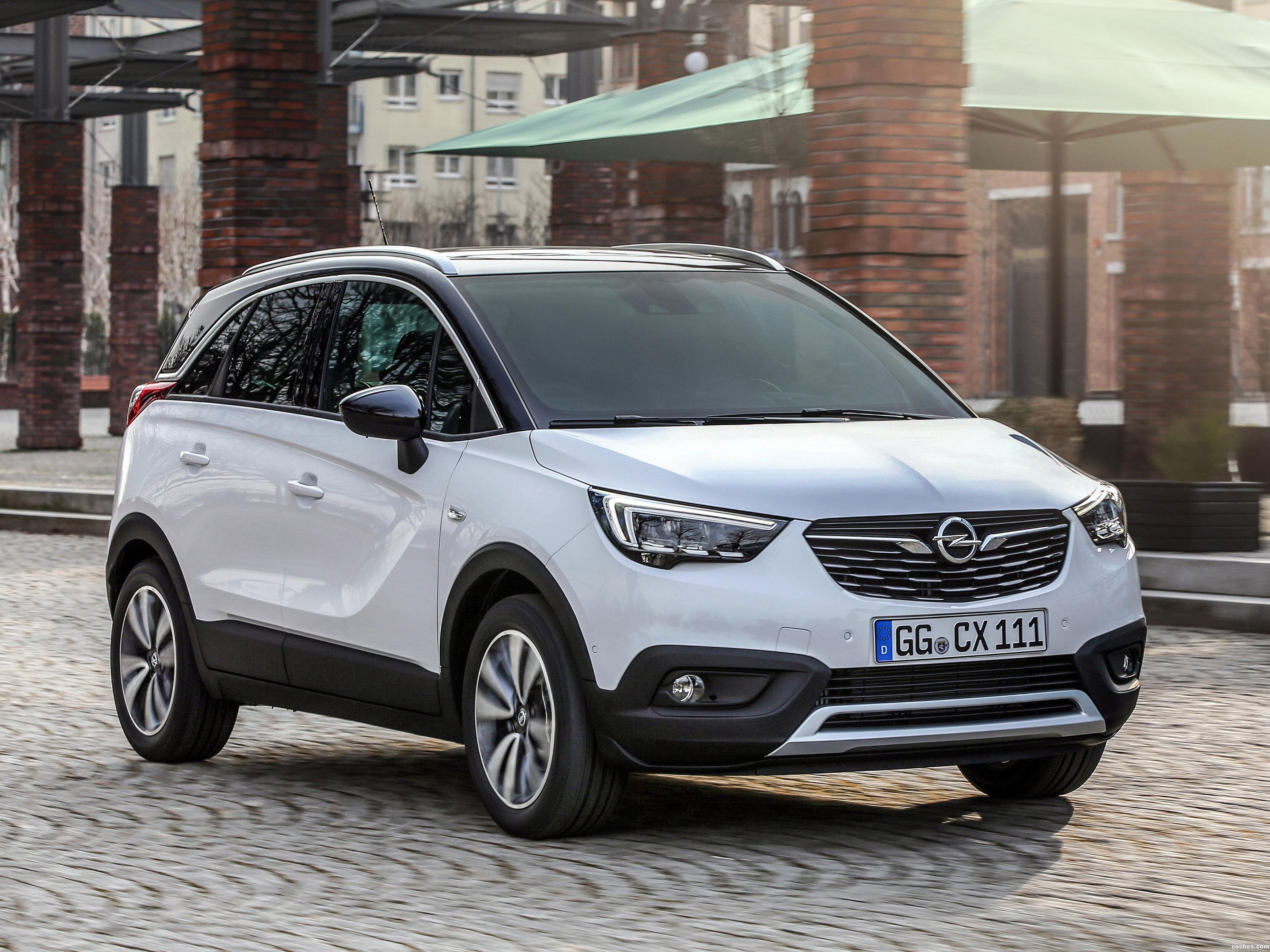 Foto 30 de Opel Crossland X 2017