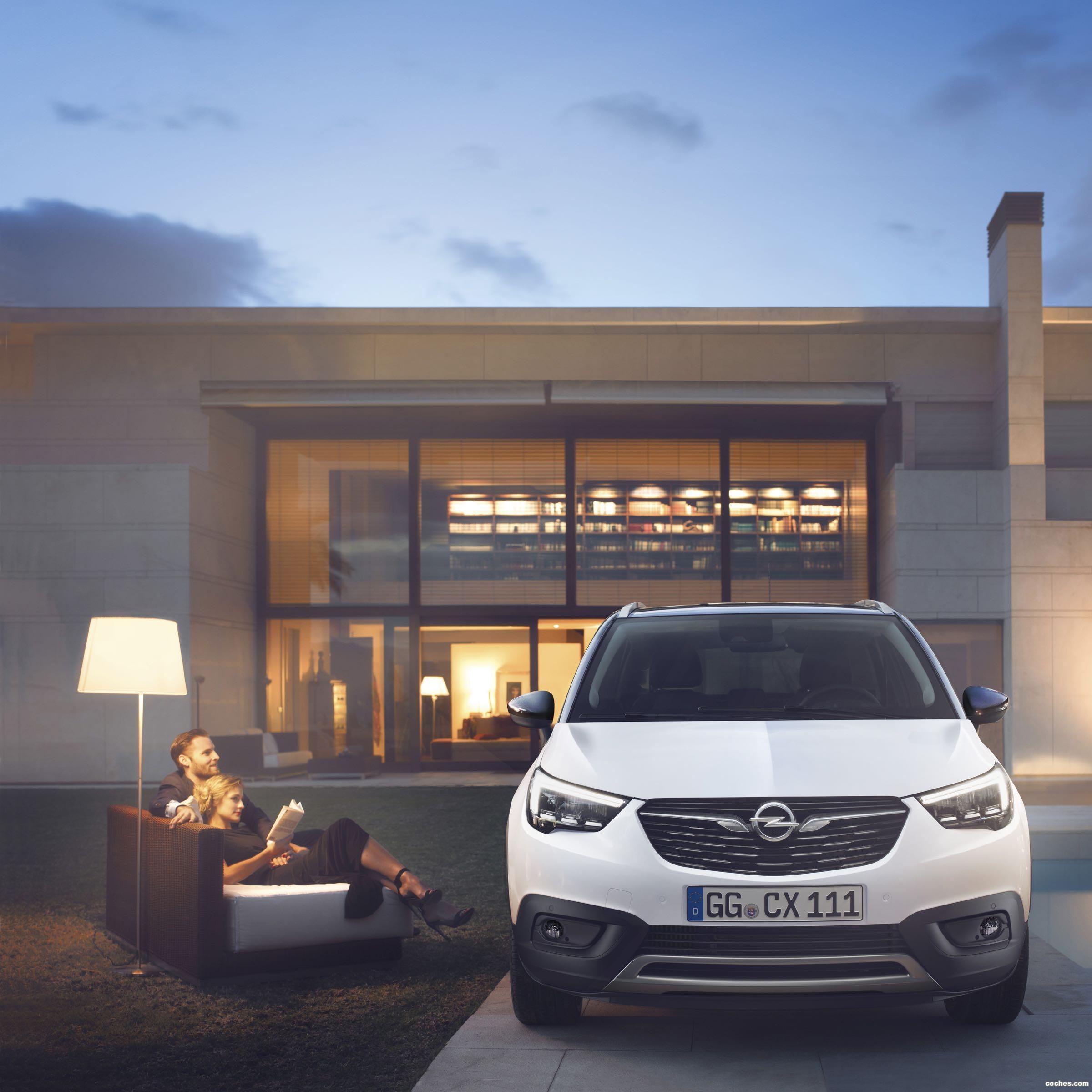 Foto 2 de Opel Crossland X 2017
