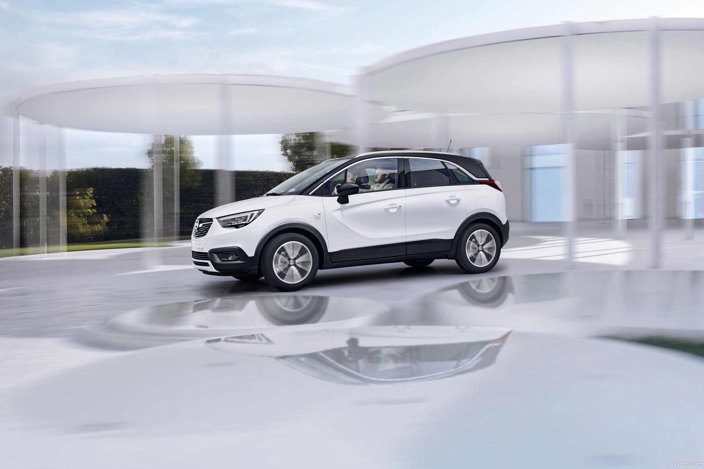 Foto 9 de Opel Crossland X 2017
