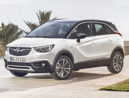 Opel Crossland X 1.2 Edition 81