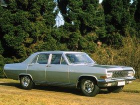 Ver foto 2 de Opel Diplomat A 1964