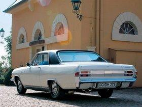 Ver foto 4 de Opel Diplomat A V8 Coupe 1965