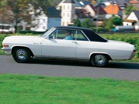 Ver foto 3 de Opel Diplomat A V8 Coupe 1965