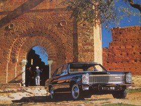 Ver foto 2 de Opel Diplomat B 1969
