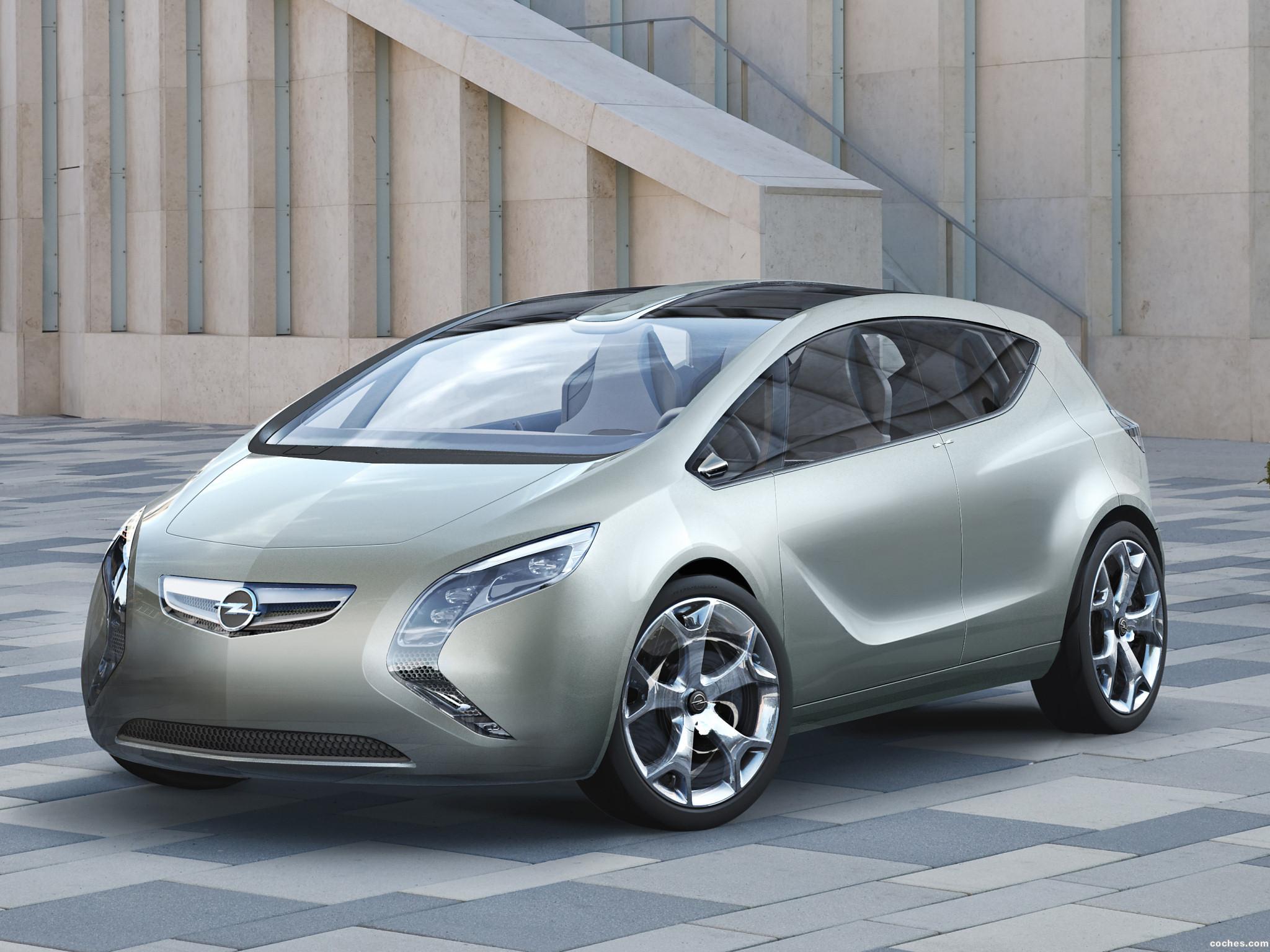 Foto 0 de Opel Flextreme Concept 2007
