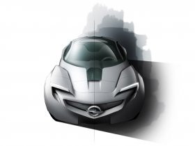 Ver foto 8 de Opel Flextreme GT-E Concept 2010