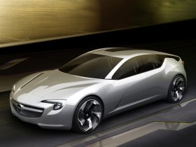 Ver foto 3 de Opel Flextreme GT-E Concept 2010