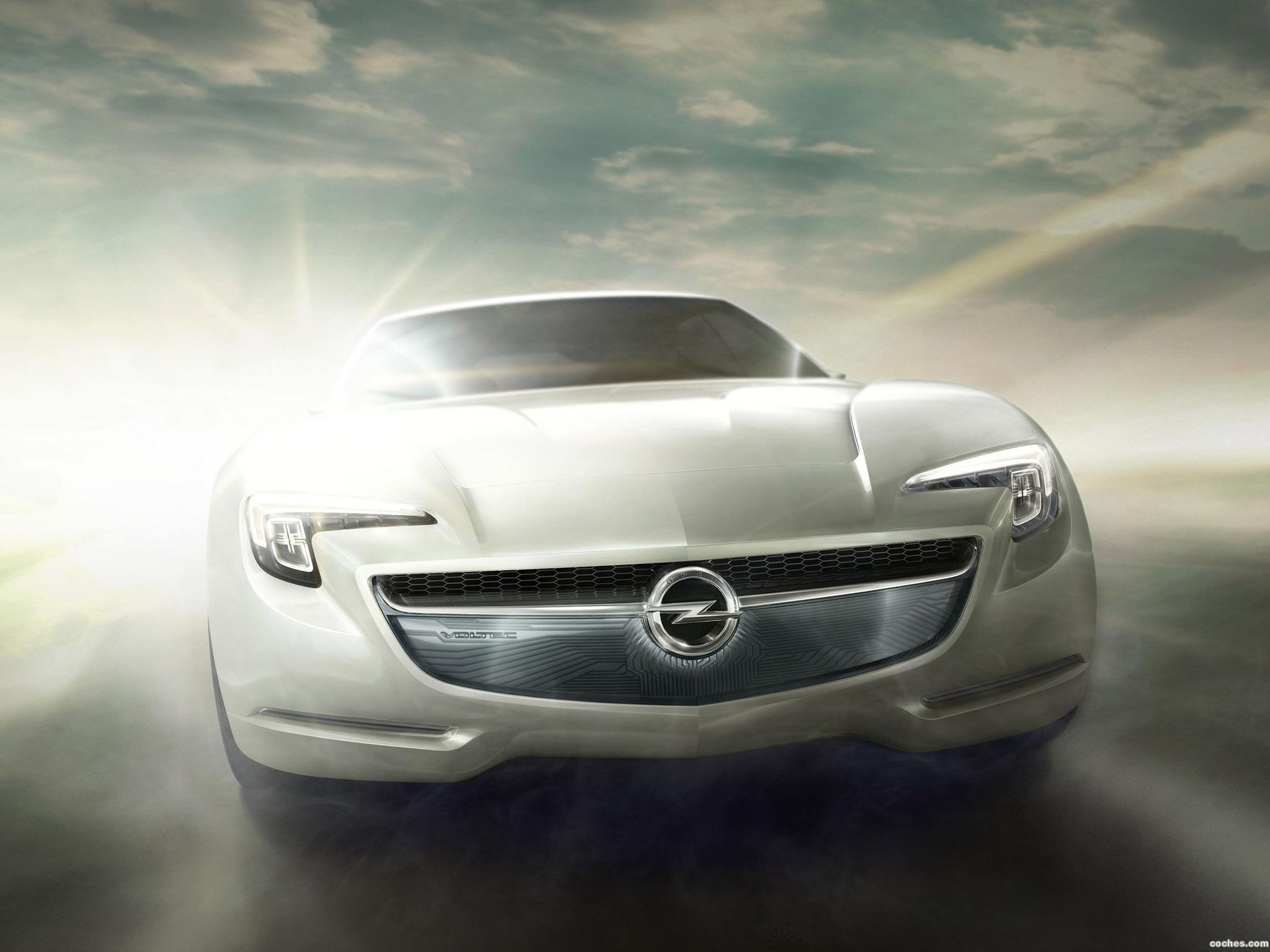 Foto 0 de Opel Flextreme GT-E Concept 2010
