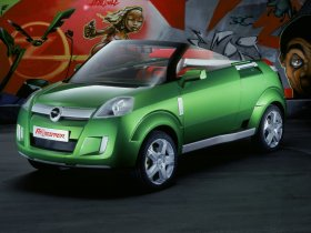 Ver foto 2 de Opel Frogster Concept 2001