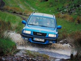 Ver foto 8 de Opel Frontera B 1998