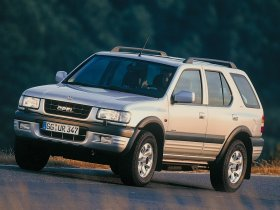 Ver foto 3 de Opel Frontera B 1998