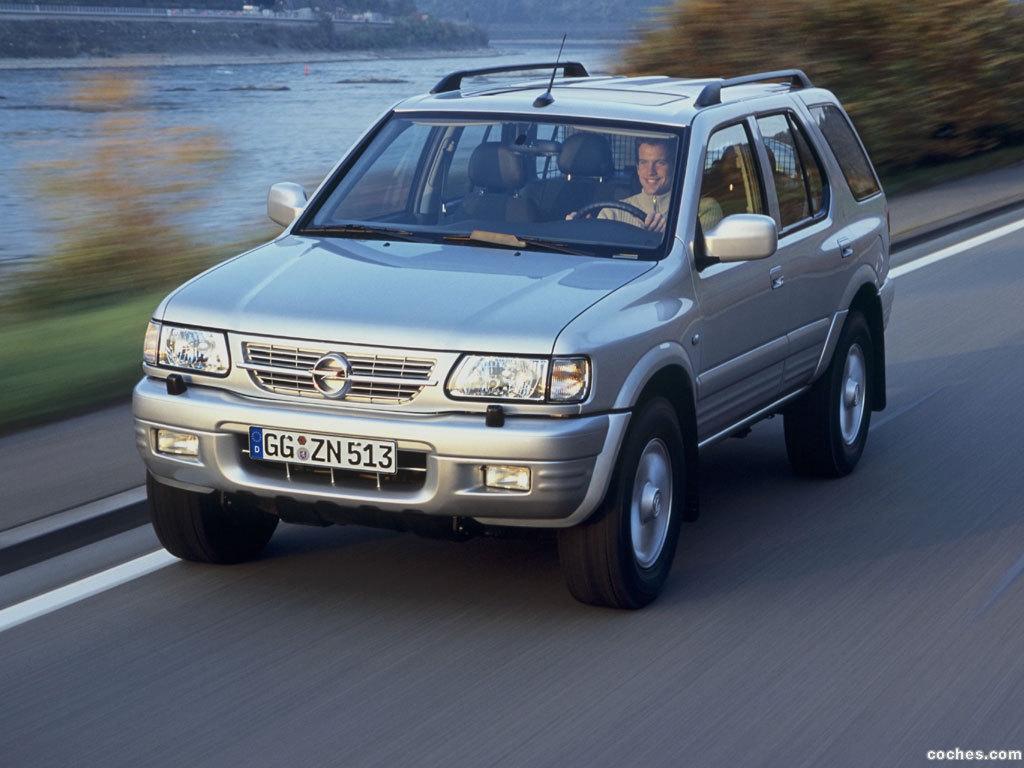 Foto 0 de Opel Frontera B 1998