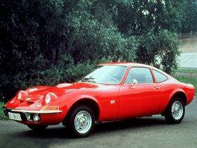Ver foto 10 de Opel GT 1968