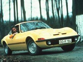 Ver foto 9 de Opel GT 1968