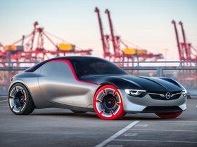 Ver foto 3 de Opel GT Concept 2016