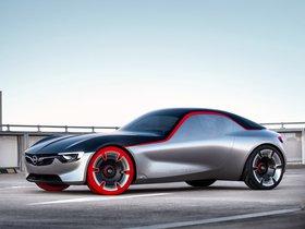 Ver foto 20 de Opel GT Concept 2016