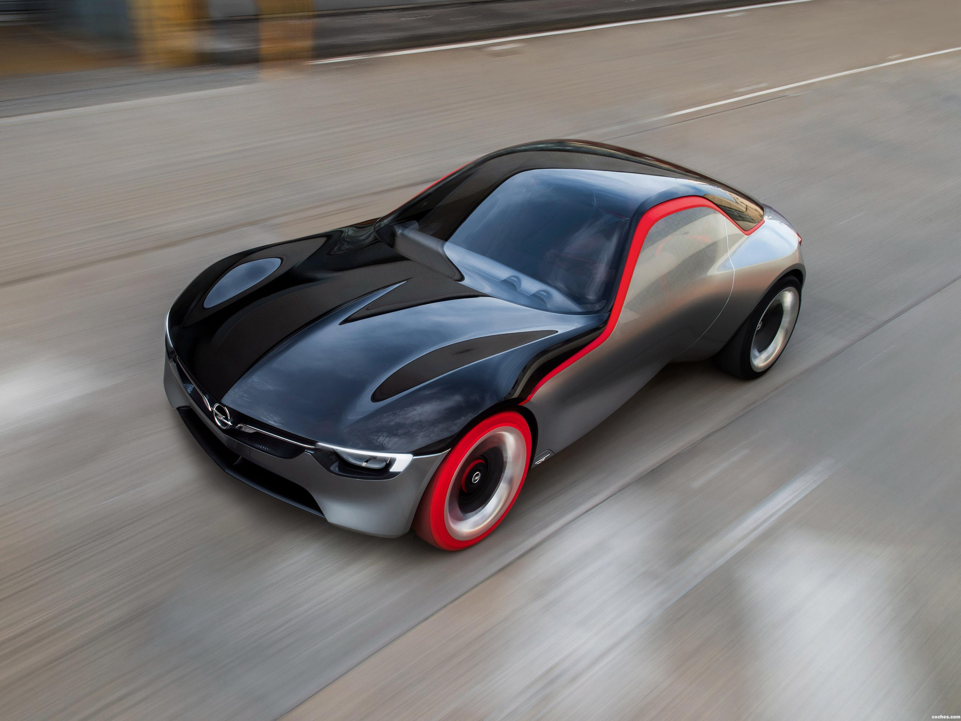 Foto 0 de Opel GT Concept 2016