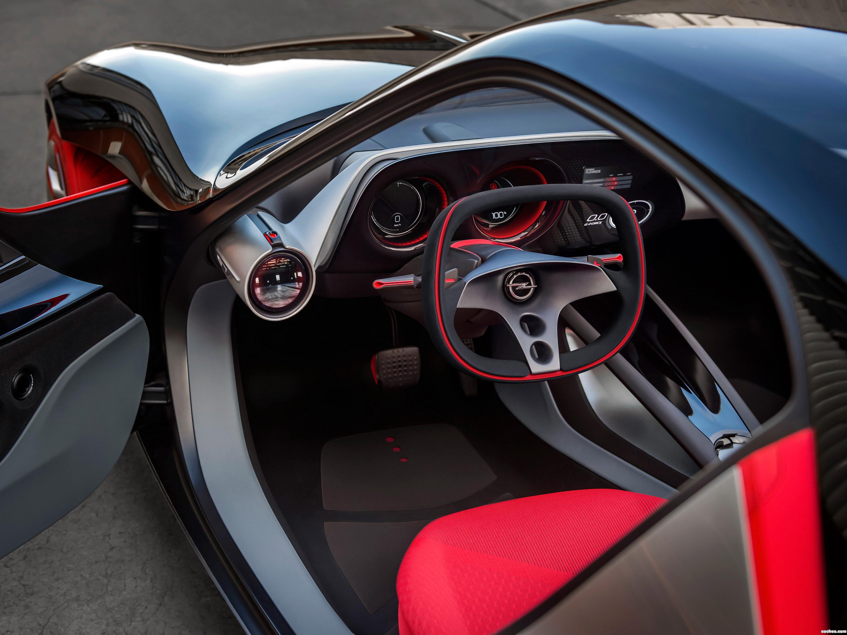 Foto 23 de Opel GT Concept 2016