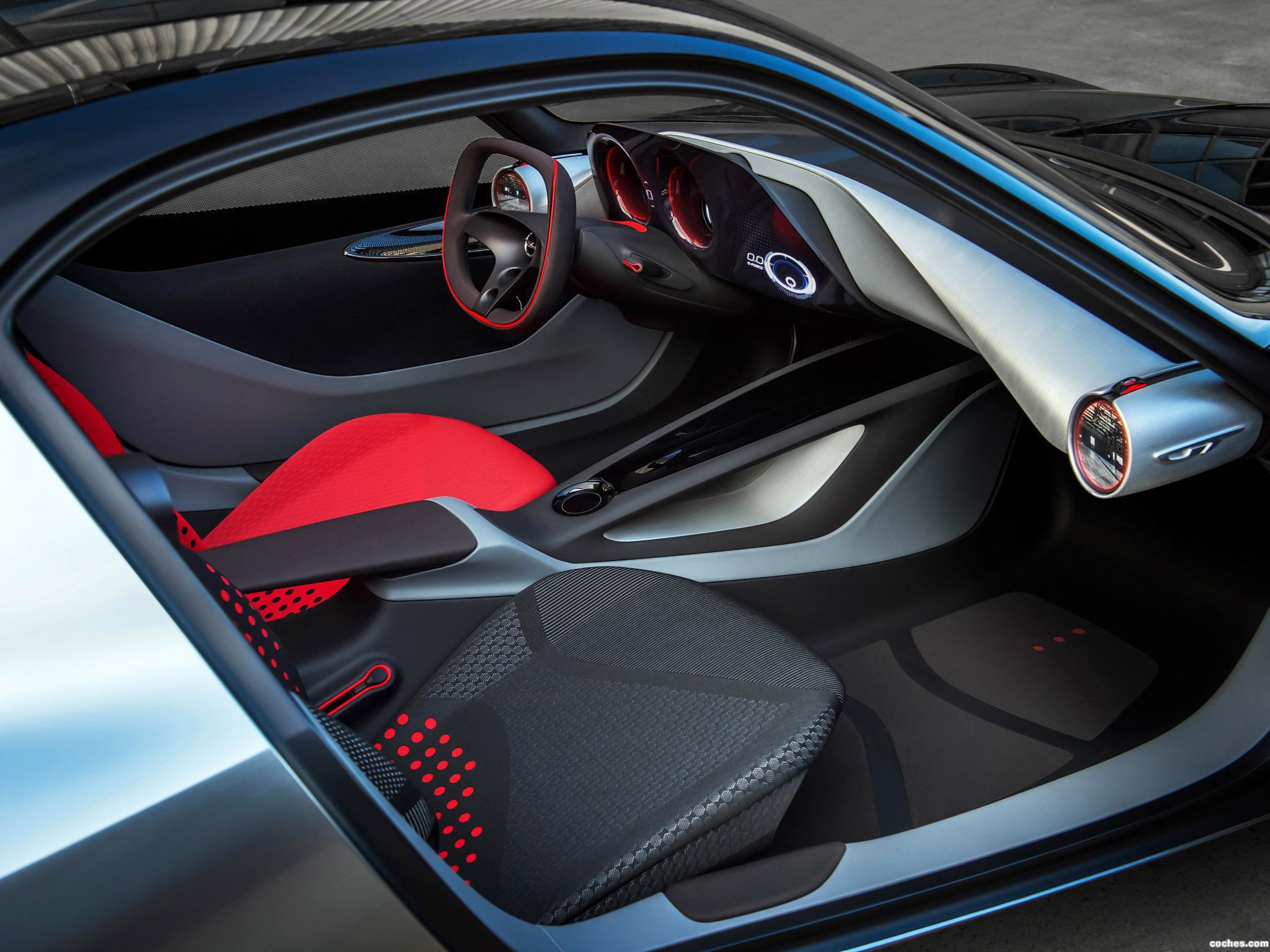 Foto 20 de Opel GT Concept 2016