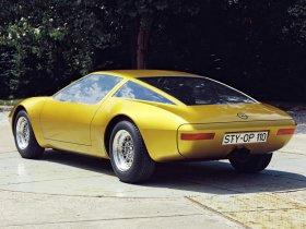 Ver foto 4 de Opel GT-W Geneve Concept 1975