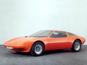 Ver foto 2 de Opel GT-W Geneve Concept 1975