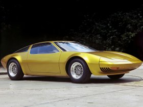 Ver foto 1 de Opel GT-W Geneve Concept 1975