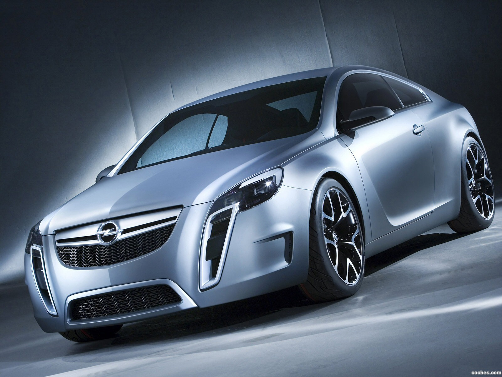 Foto 0 de Opel GTC Concept 2007