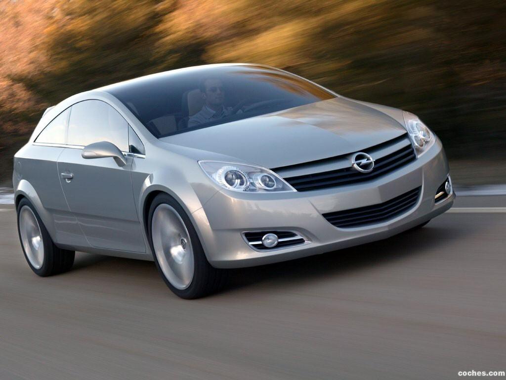 Foto 0 de Opel GTC Geneva Concept 2003