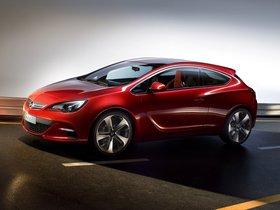 Ver foto 4 de Opel GTC Paris Concept 2010