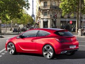Ver foto 20 de Opel GTC Paris Concept 2010