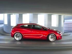 Ver foto 15 de Opel GTC Paris Concept 2010