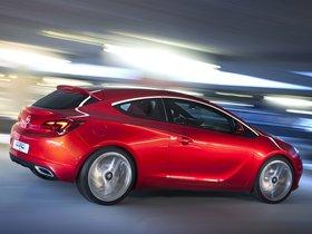 Ver foto 14 de Opel GTC Paris Concept 2010