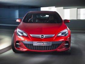 Ver foto 9 de Opel GTC Paris Concept 2010