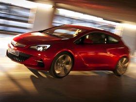 Ver foto 7 de Opel GTC Paris Concept 2010