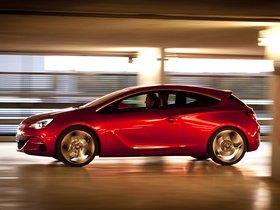 Ver foto 6 de Opel GTC Paris Concept 2010