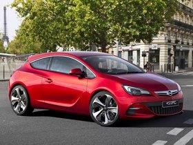 Ver foto 5 de Opel GTC Paris Concept 2010