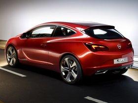 Ver foto 2 de Opel GTC Paris Concept 2010