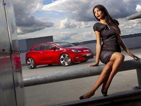 Ver foto 23 de Opel GTC Paris Concept 2010