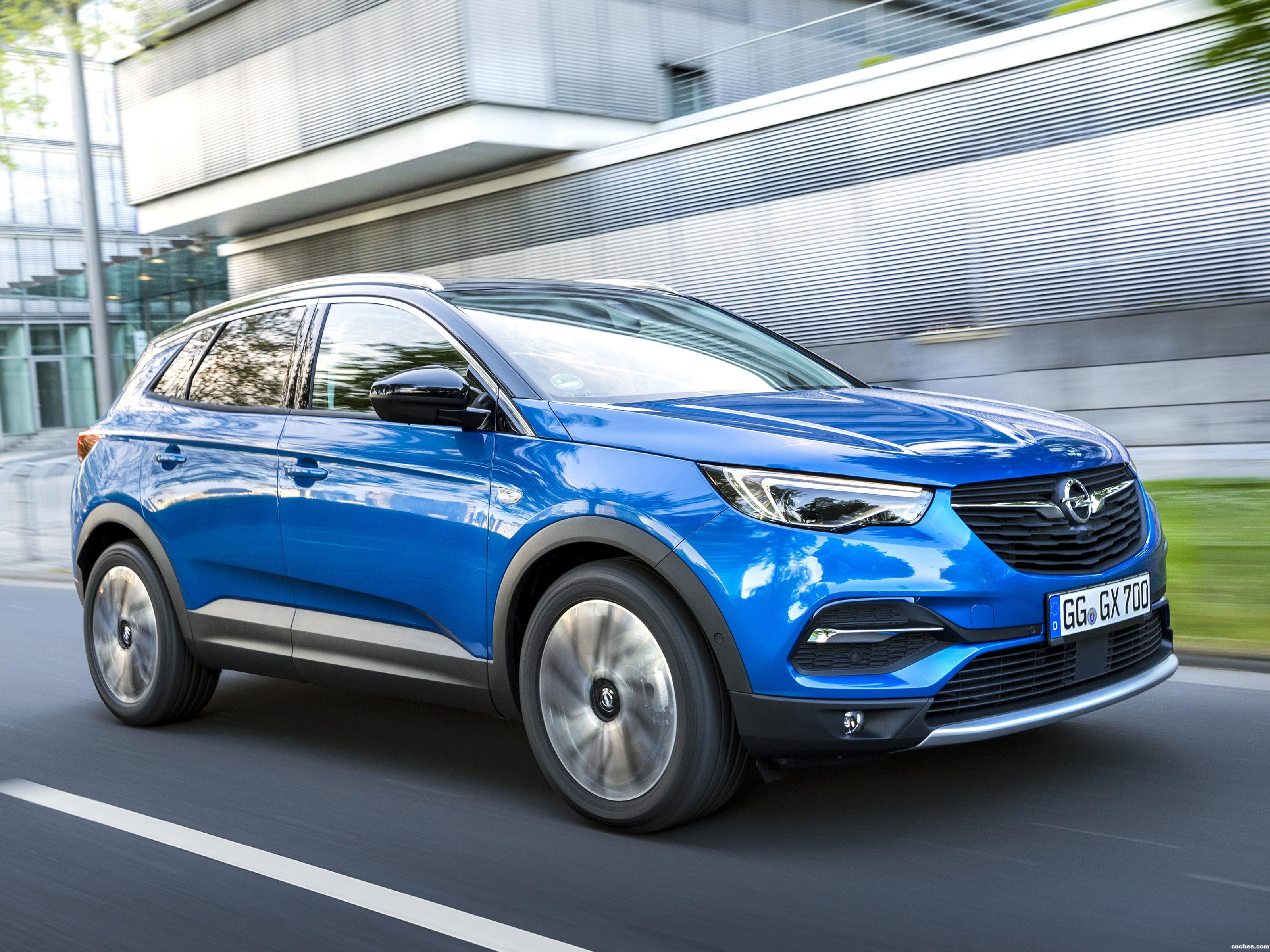 Foto 0 de Opel Grandland X 2017