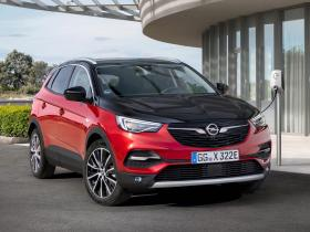 Opel Grandland X Phev 1.6 Turbo Edition At8 4x2