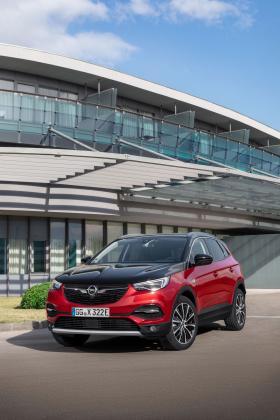 Ver foto 17 de Opel Grandland X Hybrid4  2019