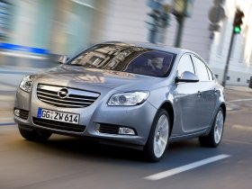 Ver foto 15 de Opel Insignia 2008