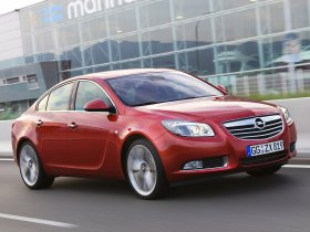 Ver foto 11 de Opel Insignia 2008